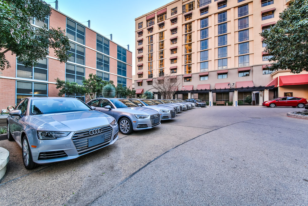 AUDI SUMMIT    The purpose of this annual managers' summit was to celebrate, collaborate and strategize after exceeding sales goals. Audi Summit guests included the brand's sales team, managers and executive leadership.