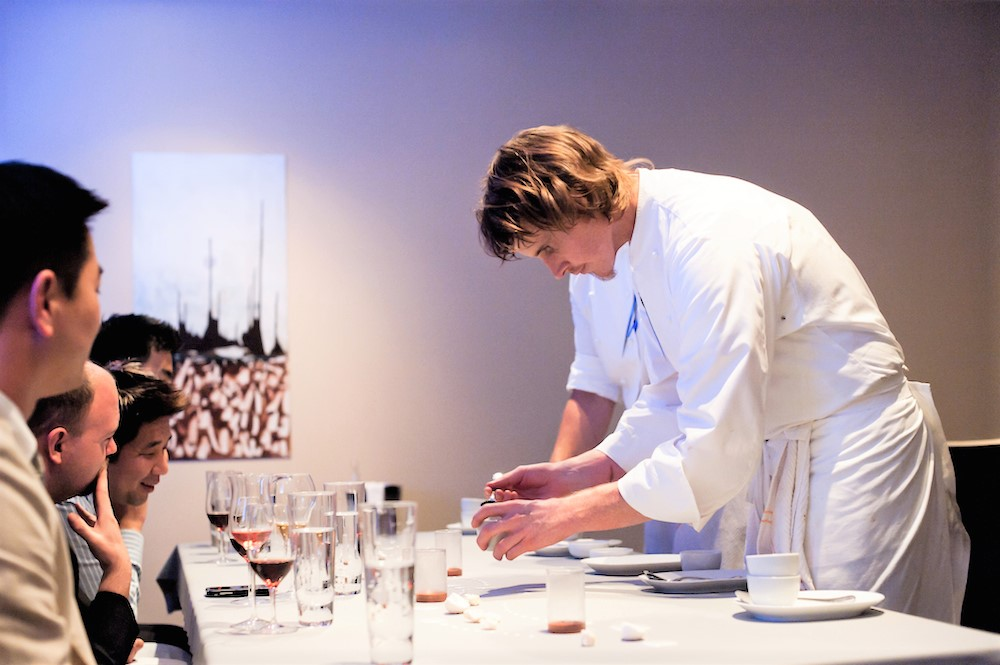 Renowned Chef Grant Achatz of Alinea, The Office, The Aviary, and Next.