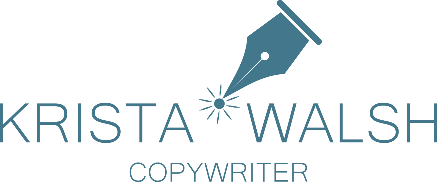 Business Website Copywriter | Krista Walsh