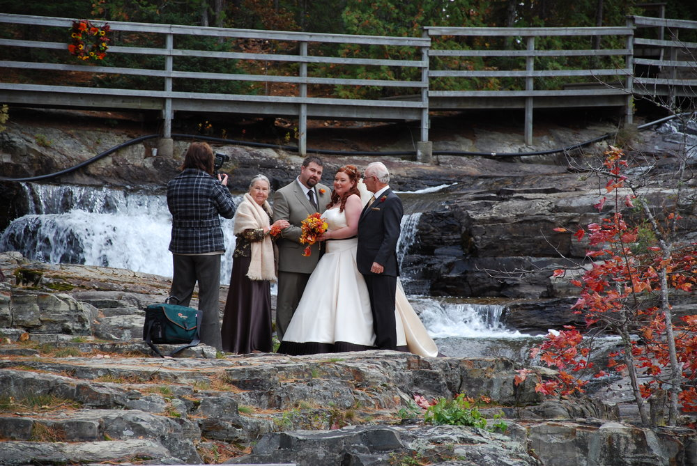 Laurentian Lodge Wedding