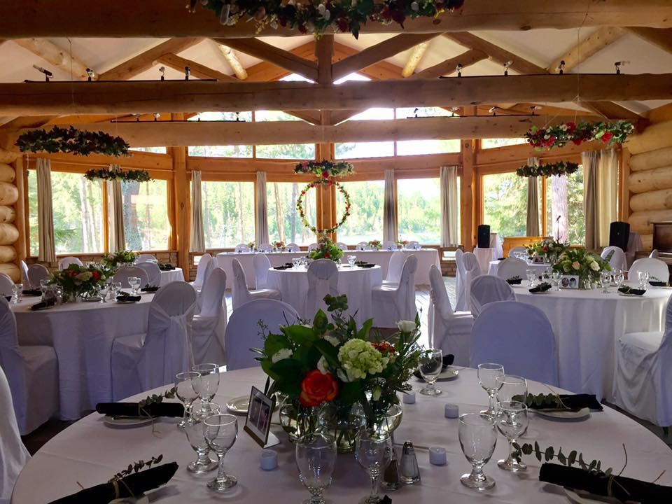 Weddings at Laurentian Lodge Elliot Lake Northern Ontario