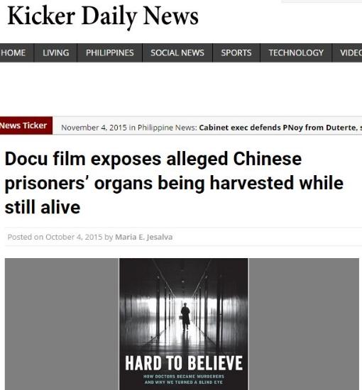 (Image: Screenshot of Kicker Daily News)