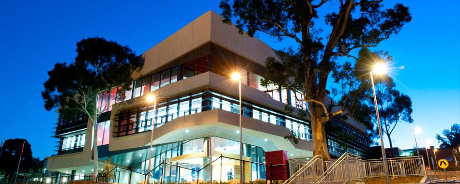 Melbourne Brain Centre (Image: The University of Melbourne)