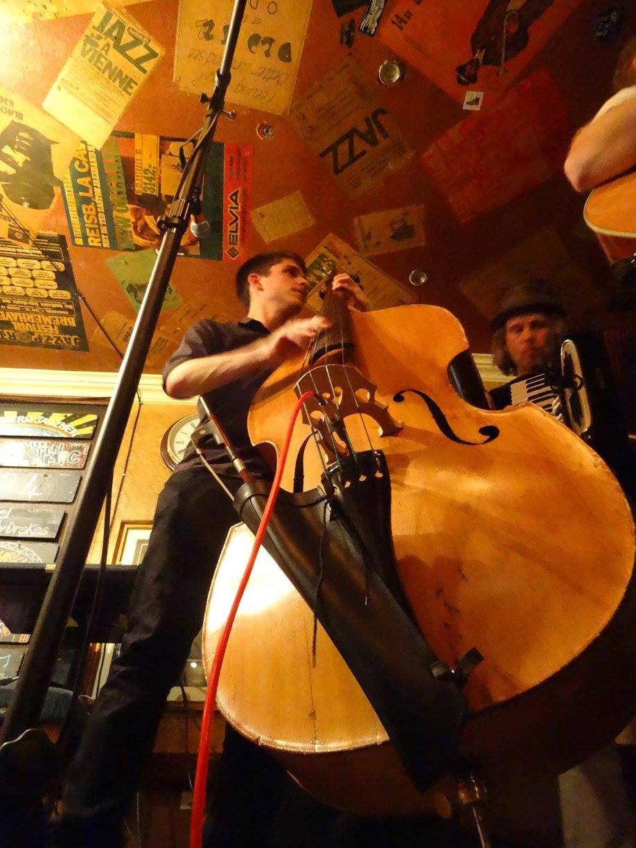 Alex Pearson - Double Bass - Find out more here