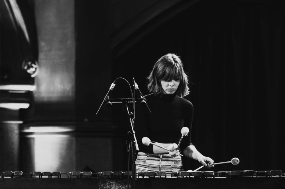 Harriet Riley - Marimba/Percussion - Find out more here