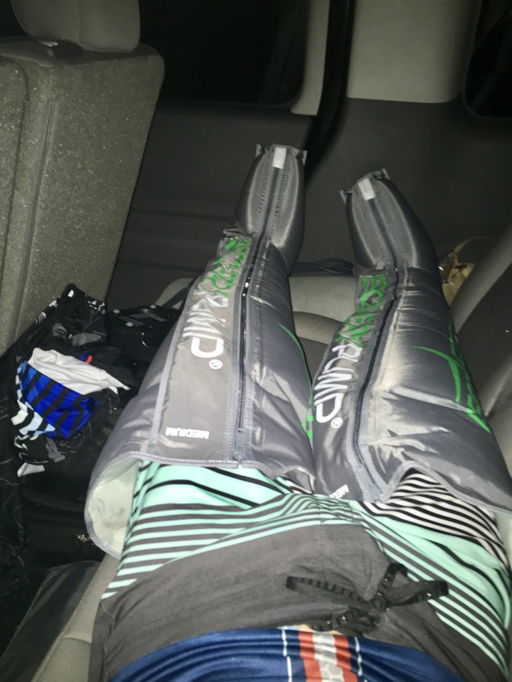 nate kock recovery boots in bus.jpg