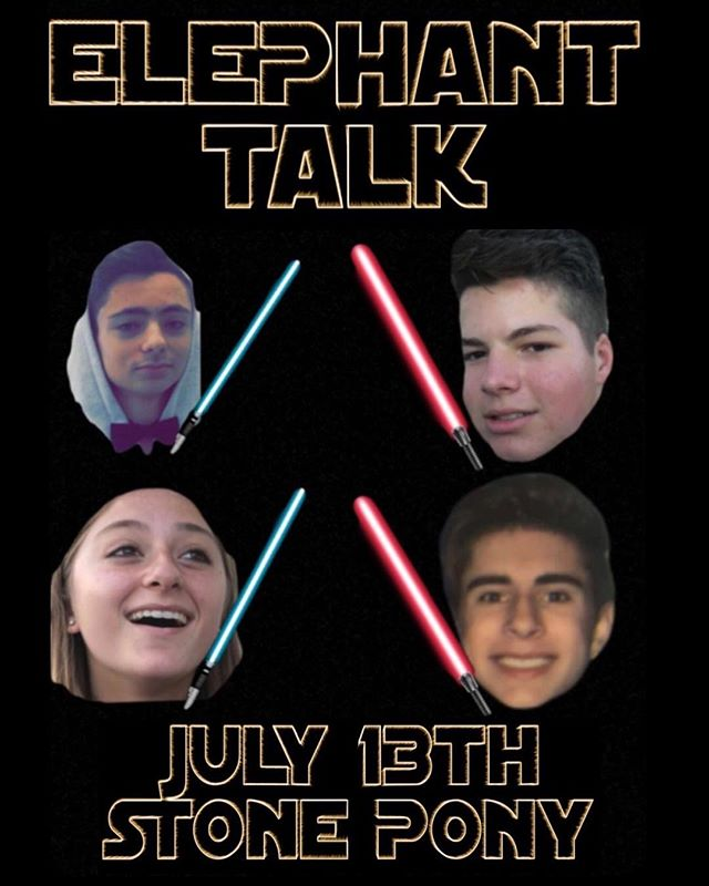 Come see the real battle on July 13th at @the_stone_pony when we open for Splintered Sunlight at 7. Be there or be square.