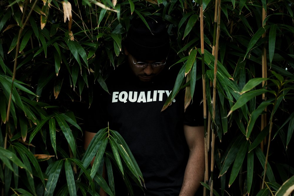 Equality - nounthe state of being equal, especially in status, rights, and opportunities.