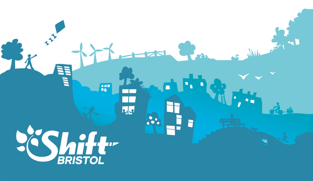 Shift Bristol logo