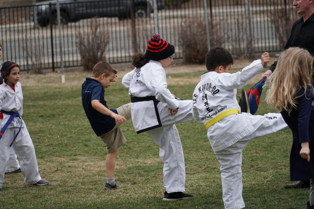 Taekwon-Do classes - Tuesdays 3:30 – 4:30 pm in the Great RoomTaught by 9th Degree Grandmaster Robert Wheatley of the United States International Taekwon-Do Federation.Cost: $60 per monthChecks made payable to Wheatley Taekwon-Do Academy