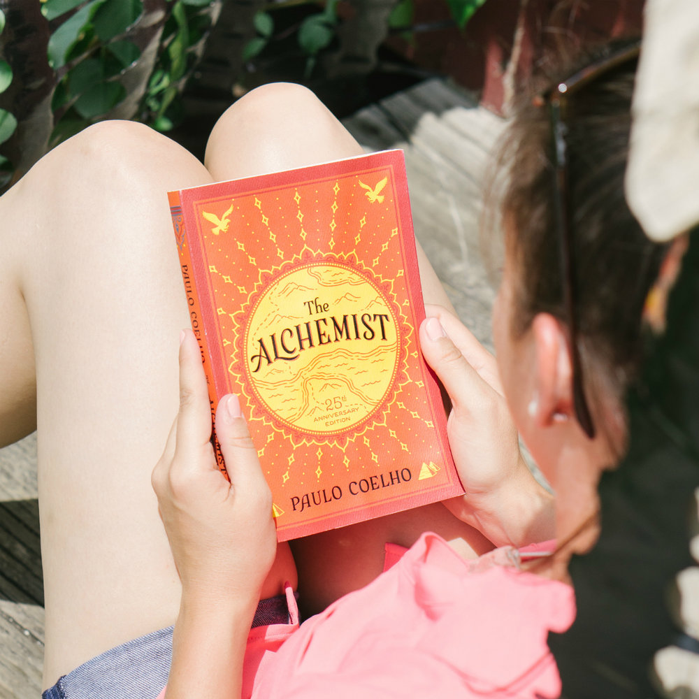 The Alchemist - This book helped me see everything I needed was already inside me.