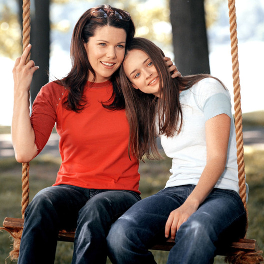 Gilmore Girls - I literally revisit this show every fall (a common fan tradition).