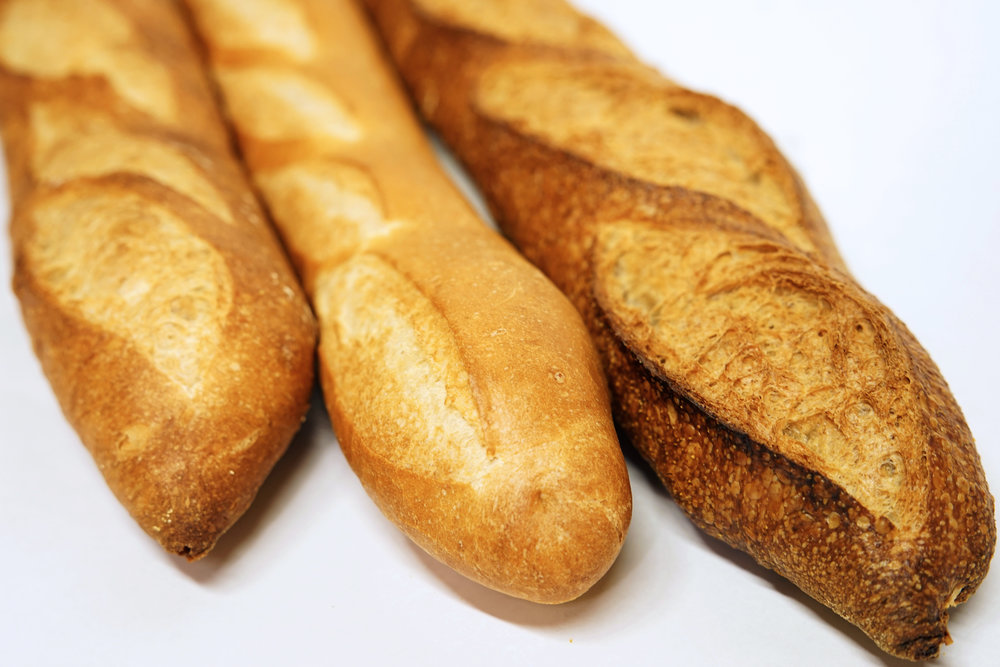 Baguette - French, Rustique, Seeded, or Sourdough