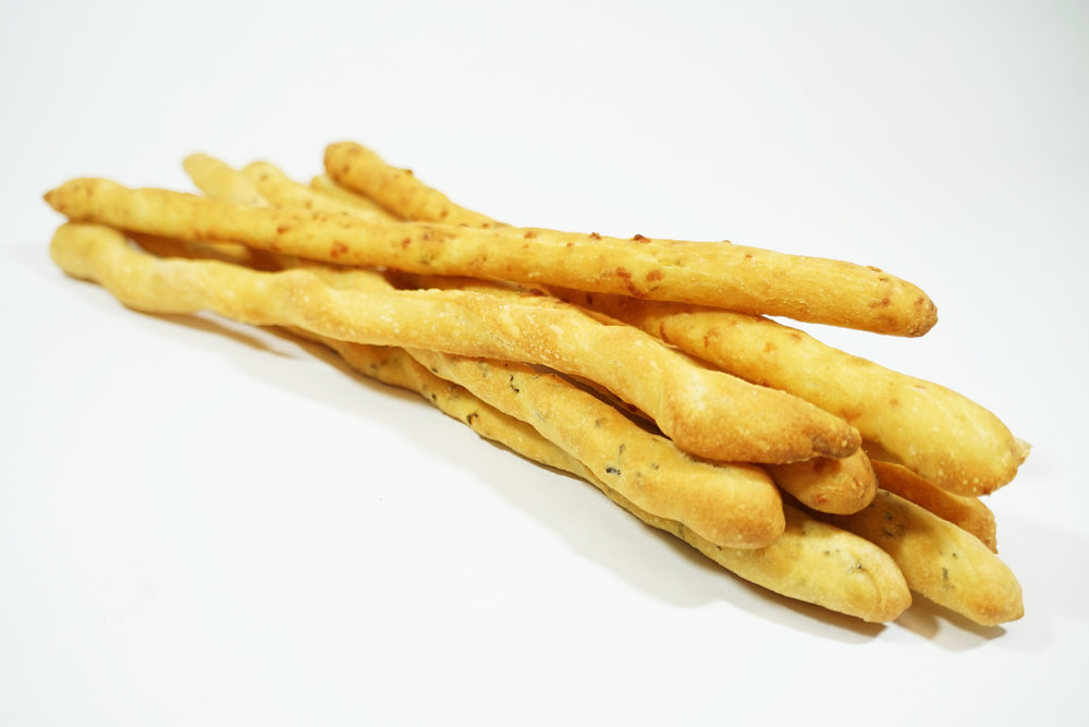 Breadsticks - Jalapeno, Rosemary, or Salted*Tuesday to Saturday