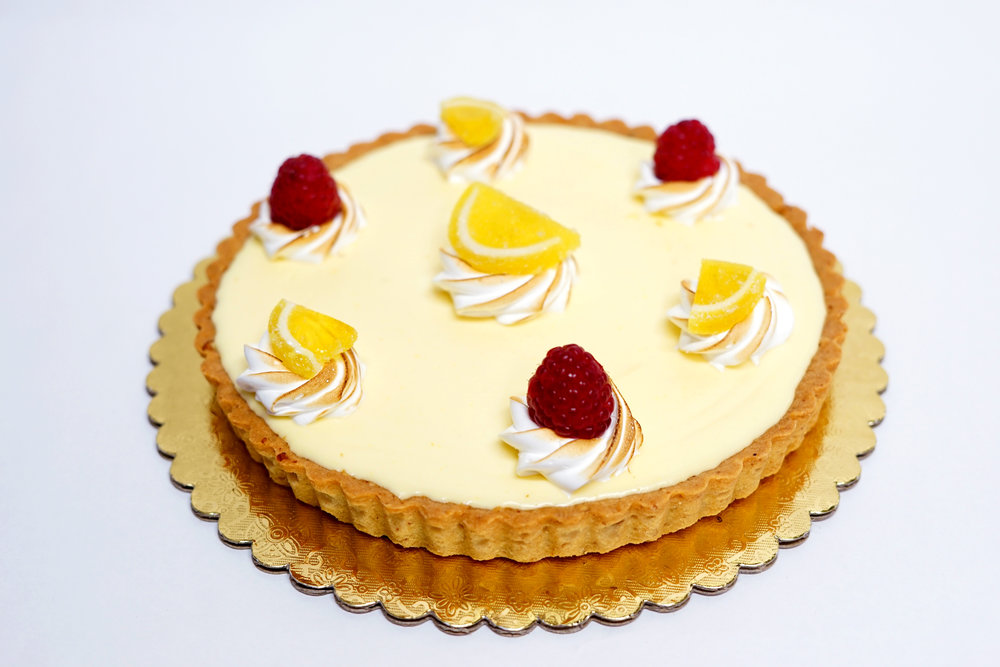 Lemon Meringue -