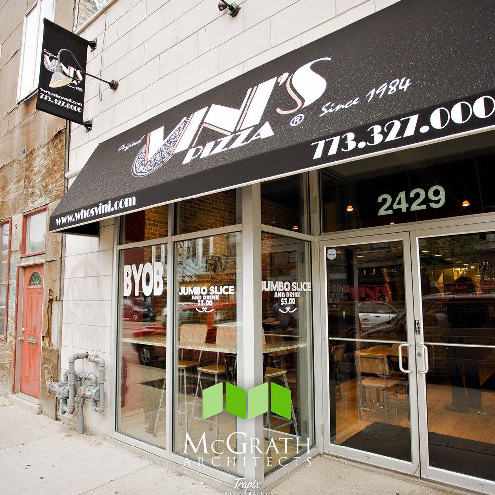 2429 N Lincoln - Commercial restaurant renovation