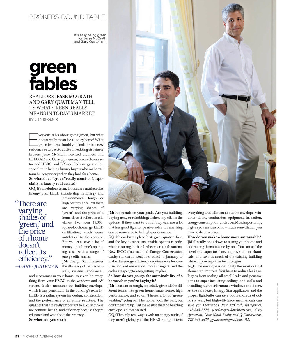 Michigan Ave Magazine_Summer2013_Green Fables.jpg