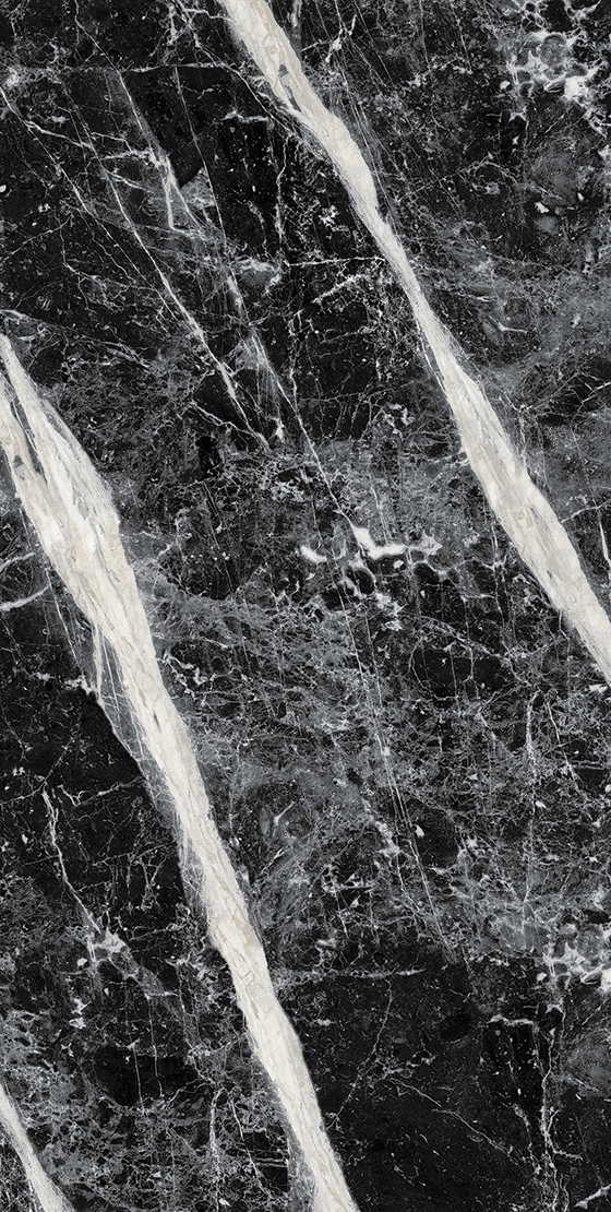 BLACK FLASH (NERO MARQUINA EXTRA VENA)