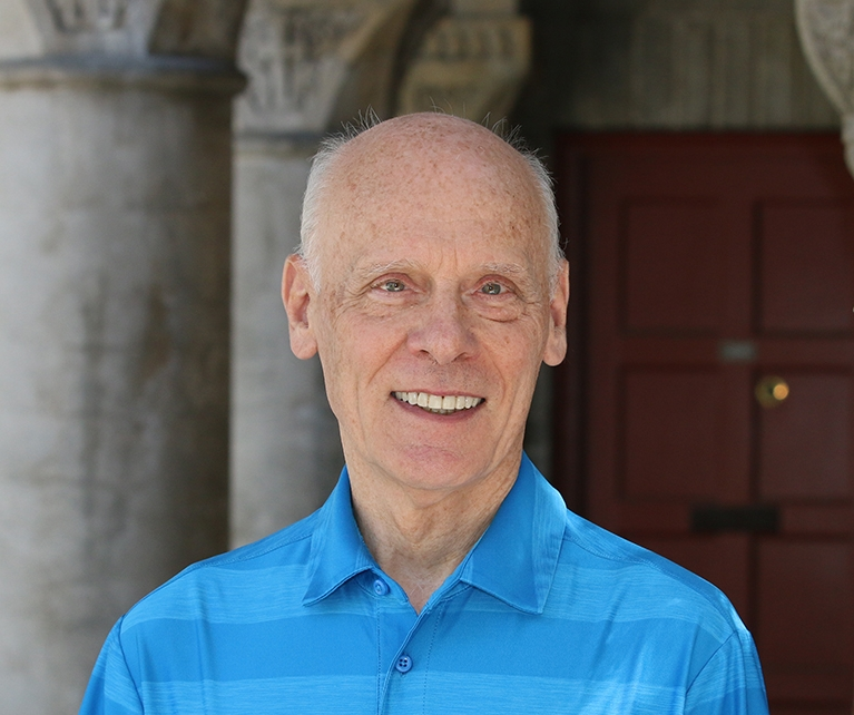 Dr. Hugh Ross, Minister of Apologetics Emeritus