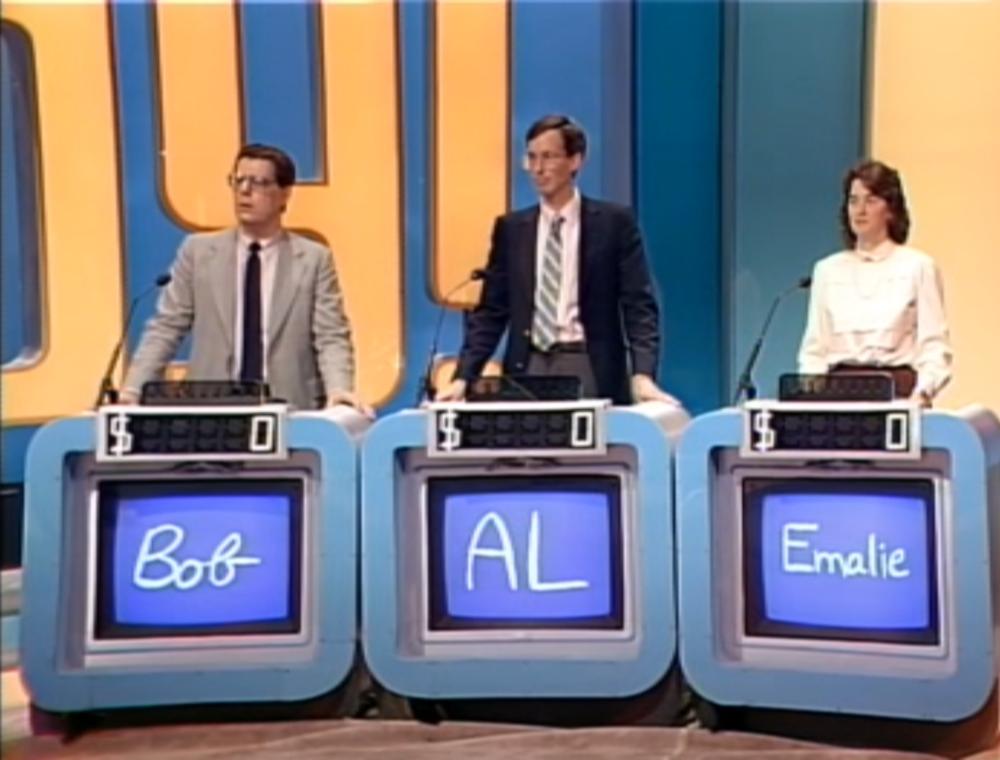 Al Lewis on Jeopardy