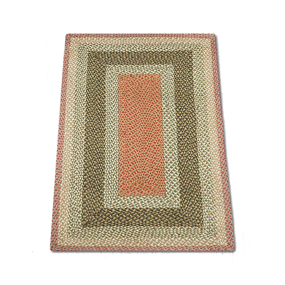 Olive Burgundy Gray Oblong Area Rugs Wooden Treasures