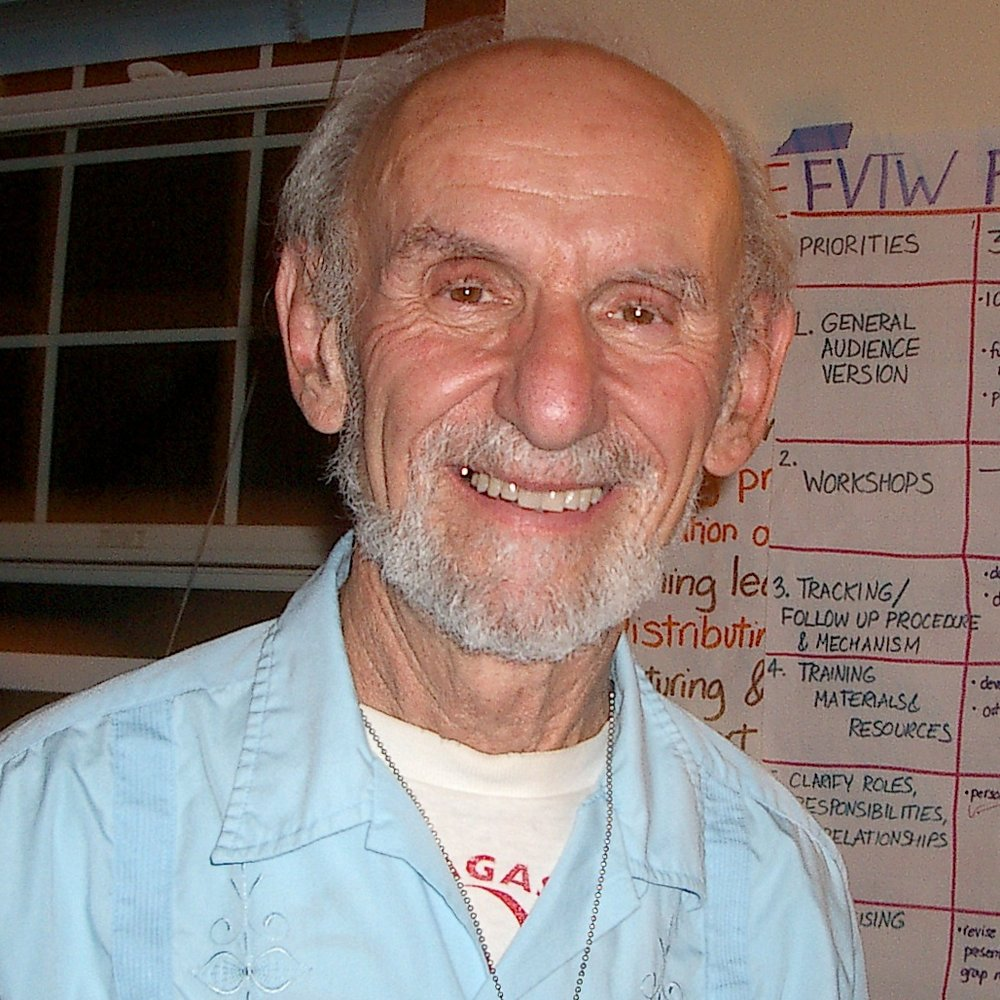 Louie Vitale   Action Advocate   A Franciscan who served as the provincial of the California Franciscan Friars, Vitale co-founded Pace e Bene and the  Nevada Desert Experience . He has engaged extensively in nonviolent action, netting him many honorable stints in jail. He is now retired in Oakland, California.