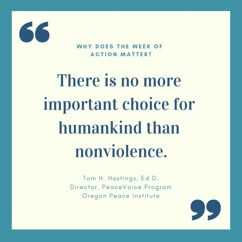 There is no more important choice for humankind than nonviolence..jpg