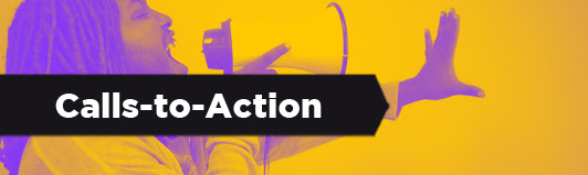 Here are a few calls-to-actions from movement organizers and an upcoming workshop in building skills for making change.