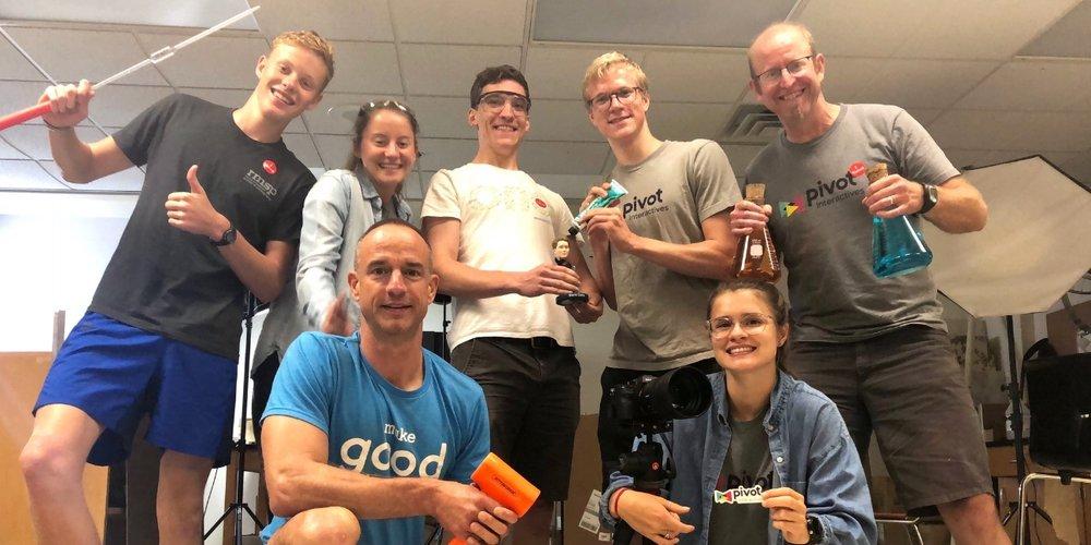 Pivot Interactives Summer 2018 Lab Team