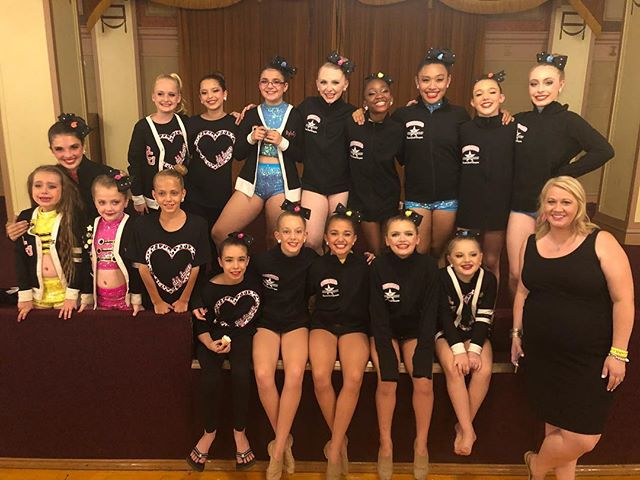 Congratulations on an amazing performance! Our production of All You Need is Love & Dance took second place! #divasdominate2018 @starboundcomp