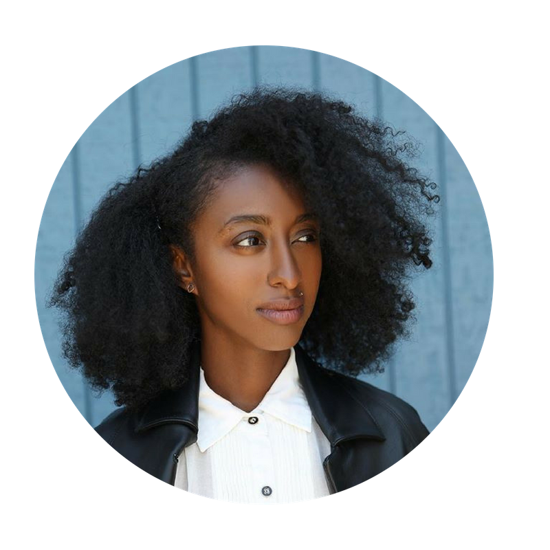 Kalkidan Gebreyohannes - Founder and Designer of By Kalu
