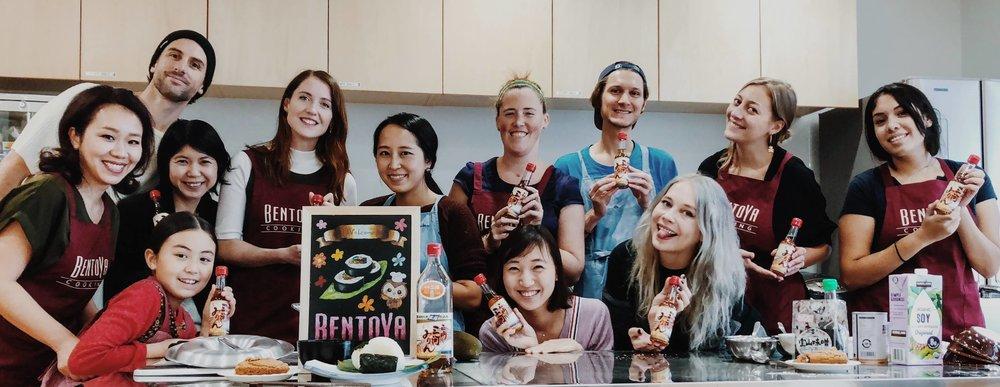 BentoYa Cooking with Abby Rina Anzu Kristen Roppongi.jpg