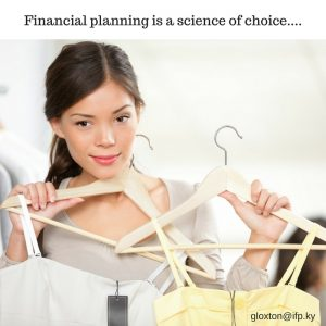 financial planning choice