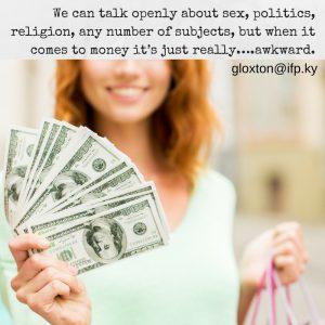 money taboo