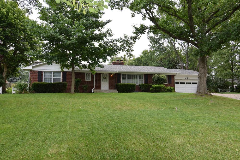 The House Next Door Exterior Updates Monarch Homes
