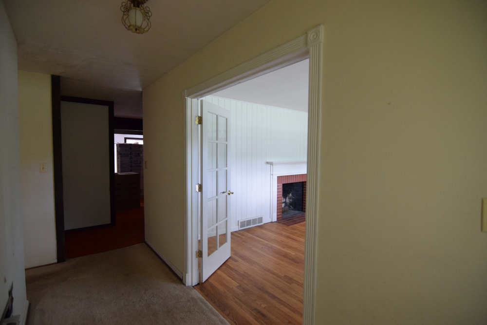 Living Room and Dining Room Remodel