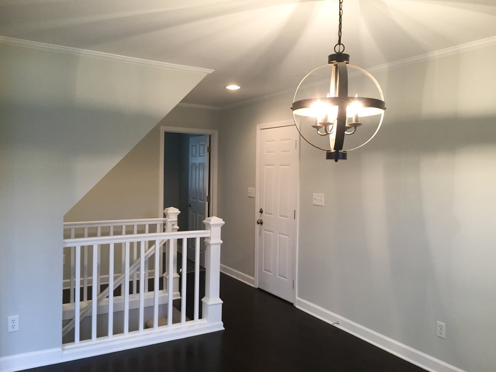 Monarch Homes | The House Next Door | Dining Room - After