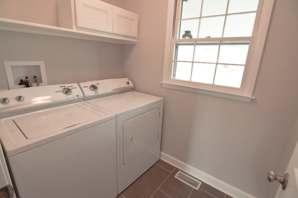 Monarch Homes | The House Next Door | Laundry Room - After