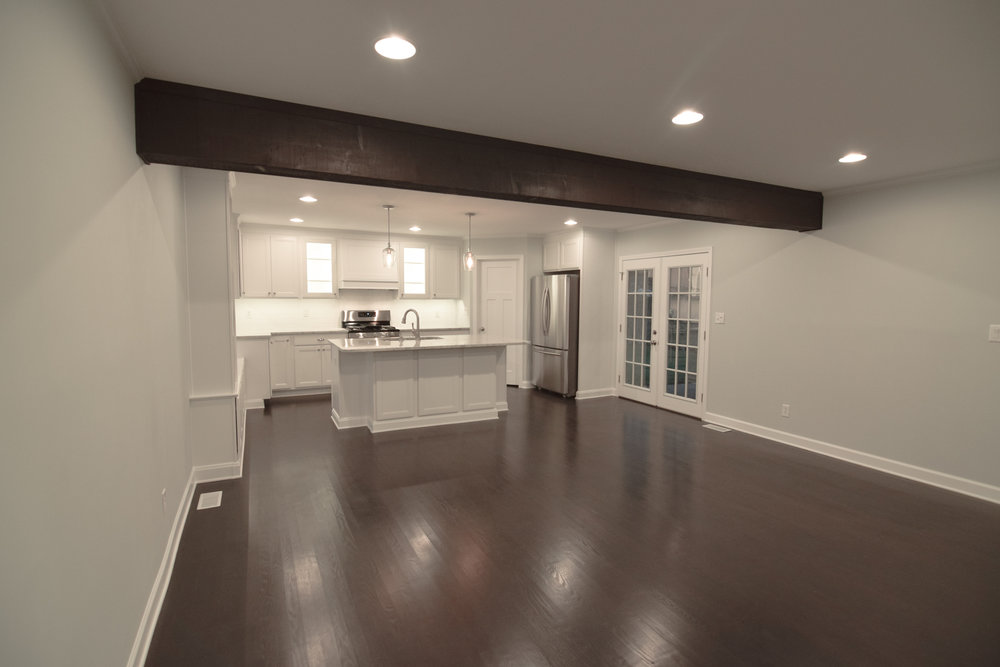 Monarch Homes | The House Next Door | Kitchen - After