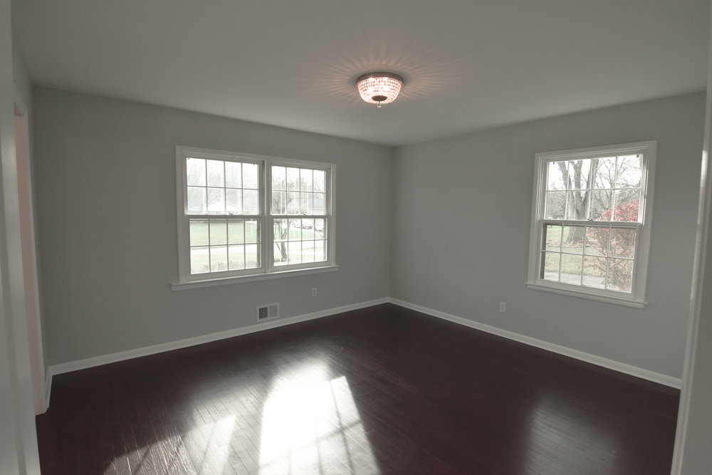 Monarch Homes | The House Next Door | Master Bedroom - After