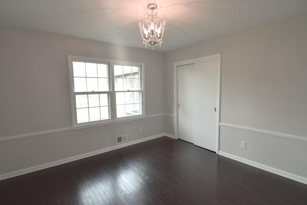 Monarch Homes | The House Next Door | Guest Bedroom - After