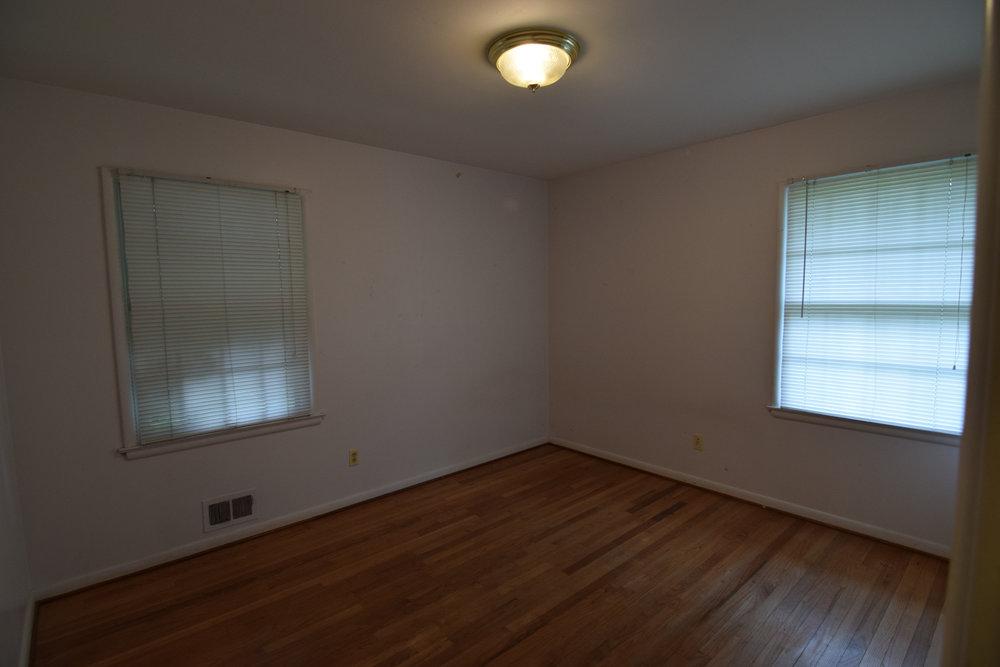 Monarch Homes | The House Next Door | Bedroom - Before