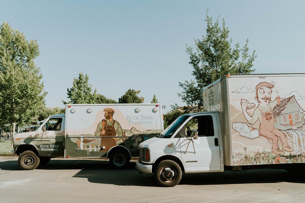 Hyde Park Plumbing - Boise - Trucks.jpg