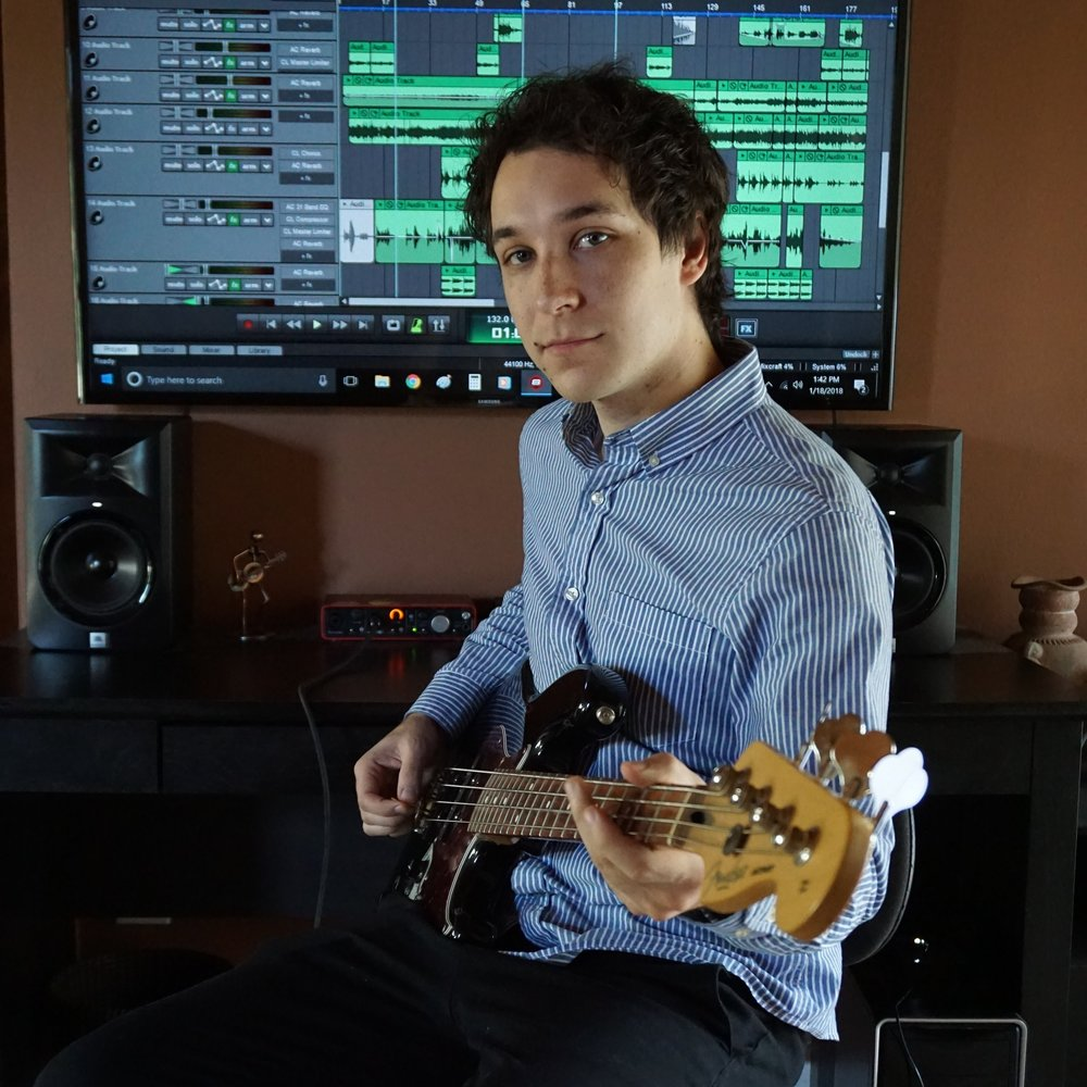 SEAN    Producer/Engineer/Session Musician
