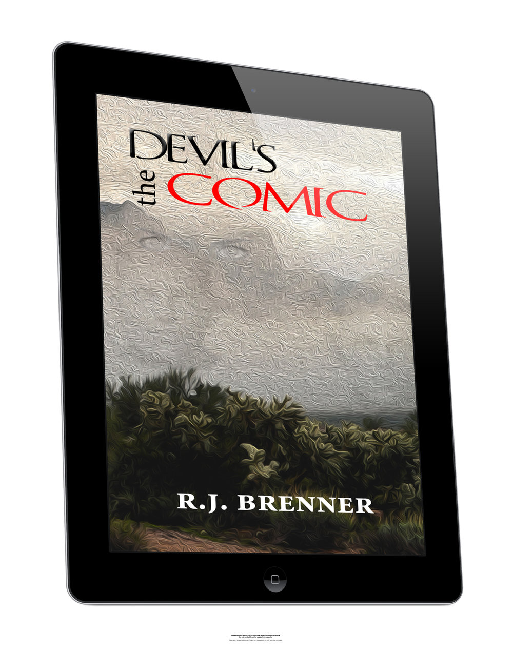 the Devils Comic - In Robert Brenner's cornerstone book of his Glenn Rice SuspenseMystery Series, the Devil's Comic, there exists a fine line betweenreality and illusion—a line many fail to see. So, when Glenn Riceanswers a call to explore something he doesn't understand, the lifehe knew slips from his fingers as he descends into a mental crevasseso deep, surfacing isn't guaranteed. Still, he knows only he candiscover the answers to questions he hears whispered on the wind.Stepping from the warmth of his cabin onto the makeshift deck, afrigid wind caught in his lungs—an ill wind, he called it, but only tothose who knew him as much more than Flagstaff's colorful old timer.Yes, he was full of tales anyone would love to tell, but it was the stuffburied in his soul making the man. Few were privileged to hear them,although all would have loved to deliver his wood for an hour or two.He stood facing the Superstitions, knowing with the wind came changehe felt weeks prior. Then, he thought of Biminak.Surely, he felt it, too.