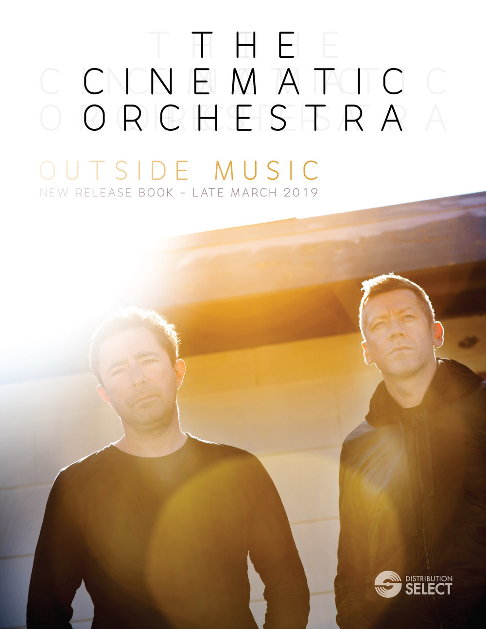 Outside Music New Release Book: Late March, 2019 - To view online, click the book icon.To save the book to your computer, right click save as…LATE MARCH, 2019 ORDER FORMCOLEMINE RECORDS ORDER FORM
