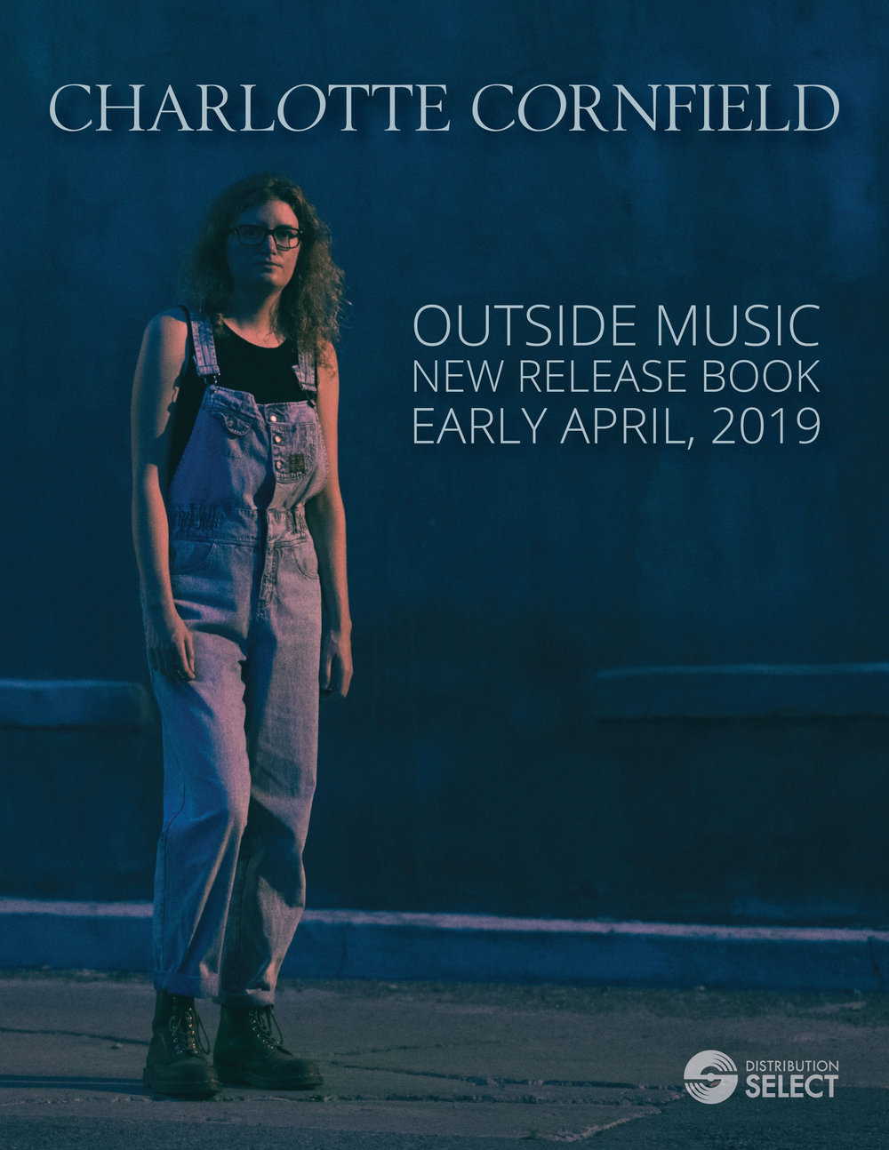 Outside Music New Release Book: Early April, 2019 - To view online, click the book icon.To save the book to your computer, right click save as…EARLY APRIL, 2019 ORDER FORM