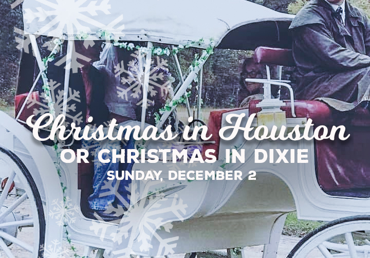 Christmas In Dixie.Discover Houston Mississippi