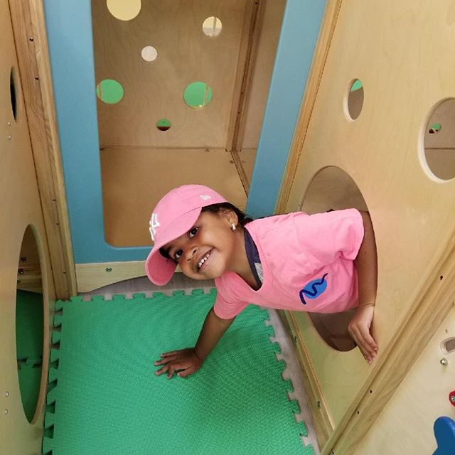 McCarton Center Bronx is testing out our new daycare room! Today staff are getting a very special visit from family to celebrate the start of our first year delivering services!  #mccartonfoundation #mccarton #autismadvocacy #autism #ealryintervention #bronx #mccartoncenterbronx