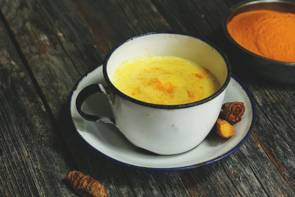 Calming Golden Milk Elixir!